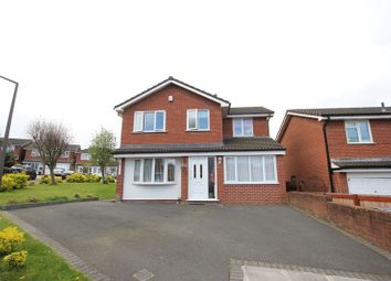 Thumbnail 3 bed detached house for sale in Trueman Close, Bidston, Wirral