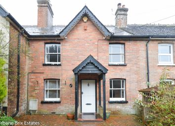 Thumbnail 2 bed terraced house for sale in Laurel Bank Cottages Furzehill, Wimborne