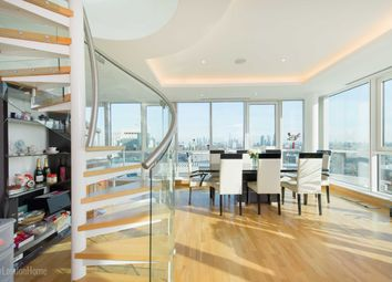 Thumbnail 2 bed flat to rent in Aquarius House, St George Wharf, Vauxhall, London