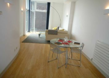Thumbnail 1 bed flat to rent in Century Buildings, 14 St Marys Parsonage, Manchester