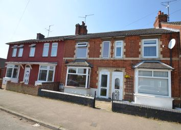 Thumbnail 2 bed terraced house to rent in Bath Road, Kettering