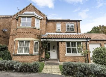 Thumbnail 4 bed detached house for sale in Thornton Close, Bilsthorpe, Newark, Nottinghamshire
