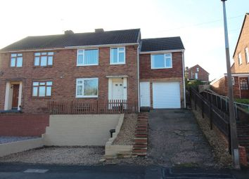 Thumbnail 4 bedroom semi-detached house for sale in Foxhills Road, Wordsley, Stourbridge