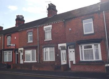 Thumbnail 3 bedroom terraced house for sale in Copeland Street, Stoke-On-Trent, Staffordshire