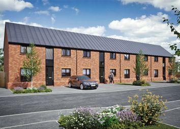 Thumbnail 3 bed end terrace house for sale in Haydon End Farm, Lucetta Rise, Haydon End, Swindon