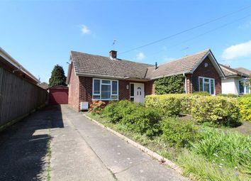 Thumbnail 2 bed detached bungalow for sale in Deben Avenue, Martlesham Heath, Ipswich