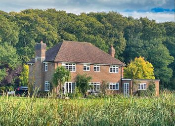 Thumbnail 4 bed detached house to rent in Ripe Lane, Firle, Lewes