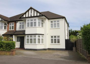 Thumbnail 5 bed semi-detached house for sale in The Uplands, Ruislip