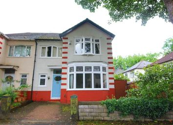 Thumbnail 4 bedroom semi-detached house for sale in Lyndon Drive, Calderstones, Liverpool