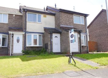 Thumbnail 2 bedroom terraced house for sale in Stirling Drive, Bedlington