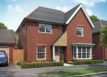 "Thumbnail 4 bedroom detached house for sale in ""The Glade"" at Lady Lane, Blunsdon, Swindon"