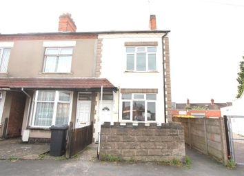 Thumbnail 2 bedroom terraced house for sale in George Street, Barwell, Leicester