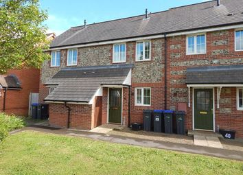 Thumbnail 2 bed terraced house to rent in Pointers Way, Amesbury, Wiltshire