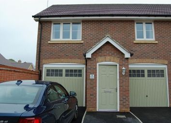 Thumbnail 2 bed maisonette to rent in Glastonbury Way, Monksmoor Park, Northants