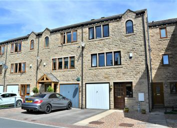 Thumbnail 3 bed town house for sale in Parkland Avenue, Longwood, Huddersfield