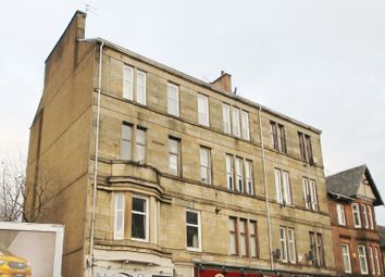 Thumbnail 2 bed flat for sale in 1039, Tollcross Road, Flat 2-2, Glasgow G328Uq