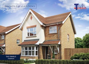 Thumbnail 3 bed detached house for sale in Birches Barn Road, Bradmore, Wolverhampton