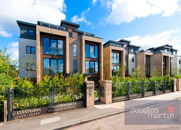 Thumbnail 2 bed flat for sale in Aprey Court, Hope Close, London