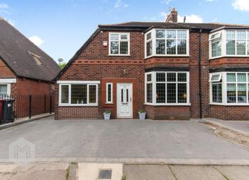 Thumbnail 3 bed detached house for sale in Temple Drive, Bolton Smithills, Greater Manchester