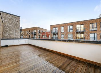 Thumbnail 3 bed flat for sale in Cleveley Court, Marine Wharf, Surrey Quays