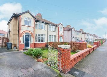 Thumbnail 3 bedroom semi-detached house to rent in Cleveleys Avenue, Thornton-Cleveleys