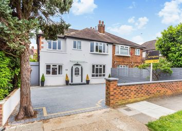 Thumbnail 5 bed semi-detached house to rent in Robin Hood Lane, London