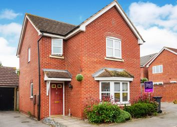 Thumbnail 3 bed detached house for sale in Claypitts Boulevard, Warwick