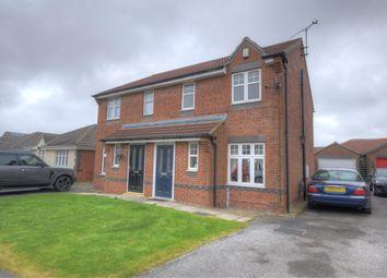 Thumbnail 3 bed semi-detached house for sale in Longleat Avenue, Bridlington
