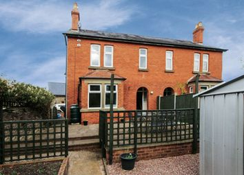 Thumbnail 3 bedroom semi-detached house for sale in Cinderford, Gloucestershire, Gloucestershire