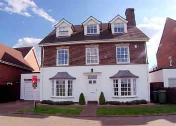 Thumbnail 5 bedroom detached house to rent in Raphael Drive, Thames Ditton