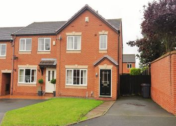 Thumbnail 3 bed end terrace house to rent in Two Oaks Avenue, Burntwood