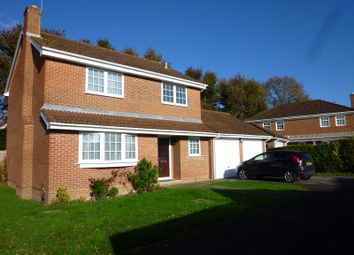 Thumbnail 4 bed detached house to rent in Gleneagles Drive, Waterlooville