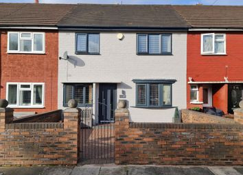 Thumbnail 3 bed terraced house for sale in Stone Square, Bootle