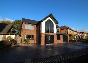 Thumbnail 4 bed detached house for sale in Daylesford Crescent, Cheadle, Cheshire