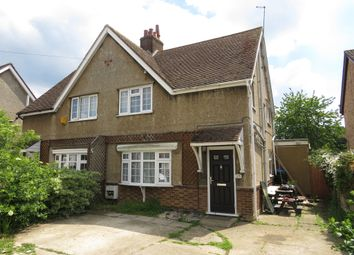 Thumbnail 3 bed semi-detached house for sale in Cherry Trees, Lower Stondon, Henlow