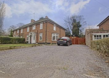 Thumbnail 4 bedroom semi-detached house for sale in Valley Road, Welwyn Garden City