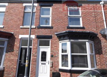 Thumbnail 3 bed terraced house to rent in Seymour Street, Bishop Auckland