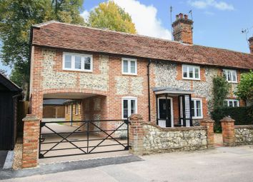 Thumbnail 3 bed end terrace house to rent in Ferry Lane, Medmenham, Marlow