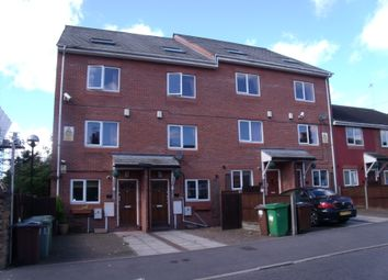 Thumbnail 6 bed town house to rent in Russell Road, Nottingham