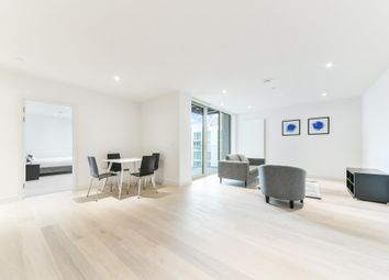 Thumbnail 1 bedroom flat for sale in Portland House, Royal Wharf, London