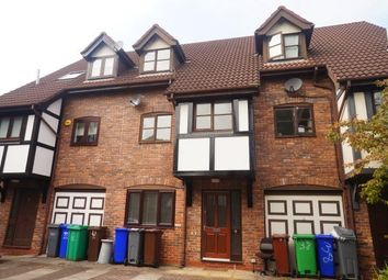 Thumbnail 4 bed terraced house to rent in Blackburn Gardens, Manchester