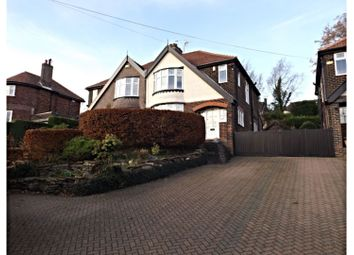 Thumbnail 3 bed semi-detached house for sale in Oldham Road, Oldham