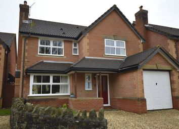 Thumbnail 4 bed detached house for sale in Quarry Lane, Winterbourne Down, Bristol