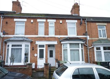 Thumbnail 3 bedroom terraced house to rent in Alexandra Road, Wellingborough