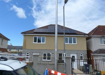 Thumbnail 2 bed semi-detached house for sale in Connaught Road, Knowle, Bristol