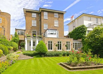 Thumbnail 3 bedroom flat to rent in Garden Flat, Hamilton Terrace, London