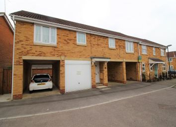 Thumbnail 2 bedroom end terrace house for sale in Emerson Close, Abbey Meads, Swindon