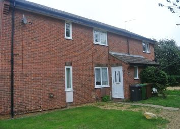 Thumbnail 2 bed terraced house for sale in Swale Avenue, Peterborough, Cambridgeshire.