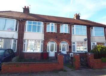 Thumbnail 3 bed terraced house for sale in Rosemede Avenue, Blackpool, Lancashire