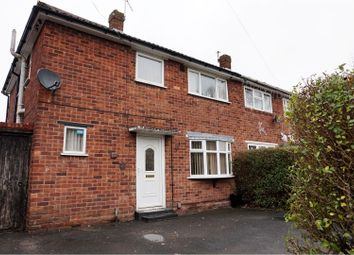 Thumbnail 3 bed semi-detached house for sale in Wallace Road, Bilston